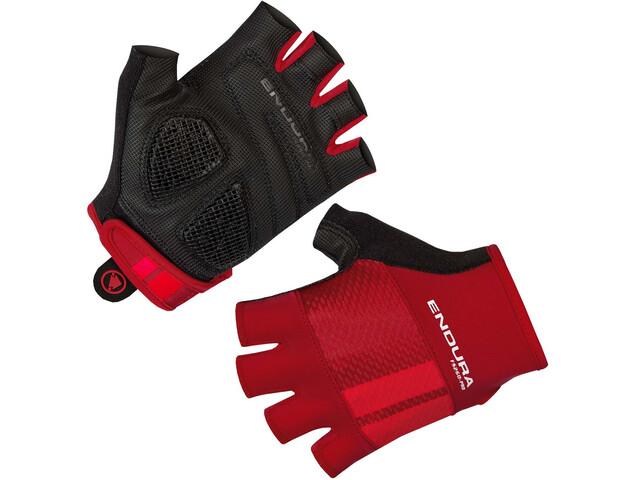 Endura FS260-Pro Aerogel Rękawiczki Mężczyźni, czerwony/czarny